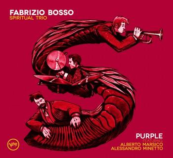 Fabrizio Bosso Spiritual Trio, cover